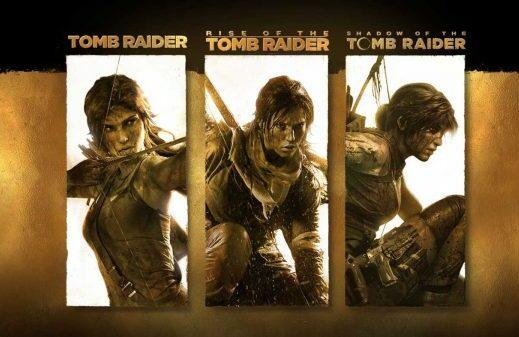 Tomb Raider: Survivor Trilogy nuova collection?