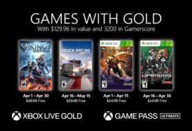 Xbox Live Gold: i giochi di aprile