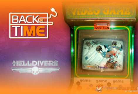 Back in Time - Helldivers