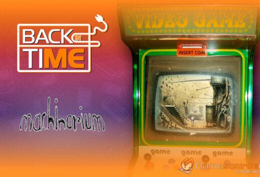 Back in Time - Machinarium