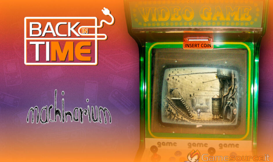 Back in Time - Machinarium
