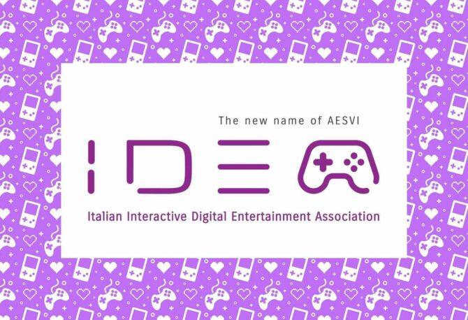 IIDEA, il rapporto annuale videogiochi in Italia 2020