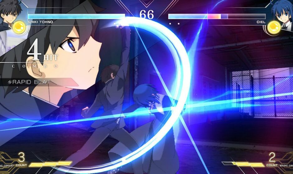 Annunciato Melty Blood: Type Lumina