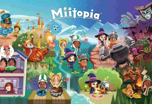 Miitopia gratis su Nintendo Switch