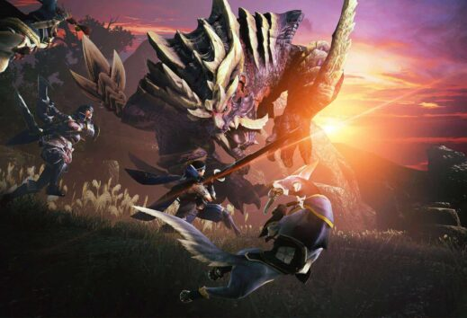 Monster Hunter Rise: voti altissimi su Famitsu