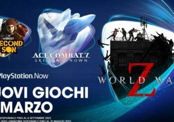 PlayStation Now: le aggiunte di marzo 2021
