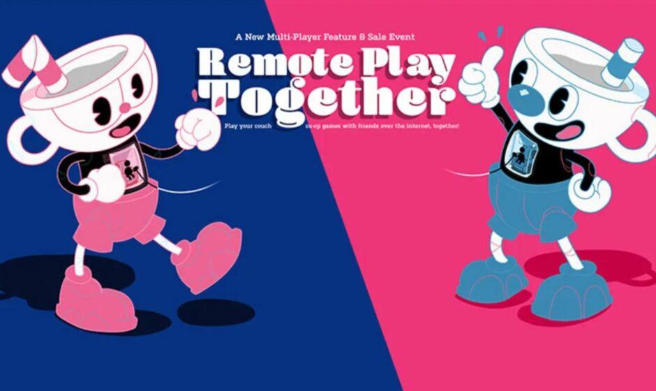 Remote Play Together, ora senza un account Steam