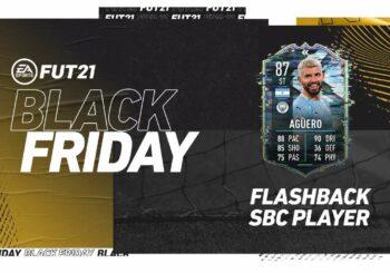 FIFA 21, arriva la carta Sergio Aguero Flashback!