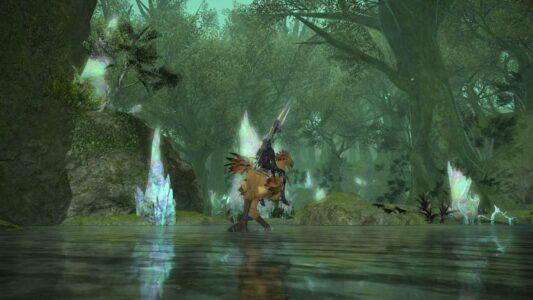 Final Fantasy XIV – Provata la Beta su PS5