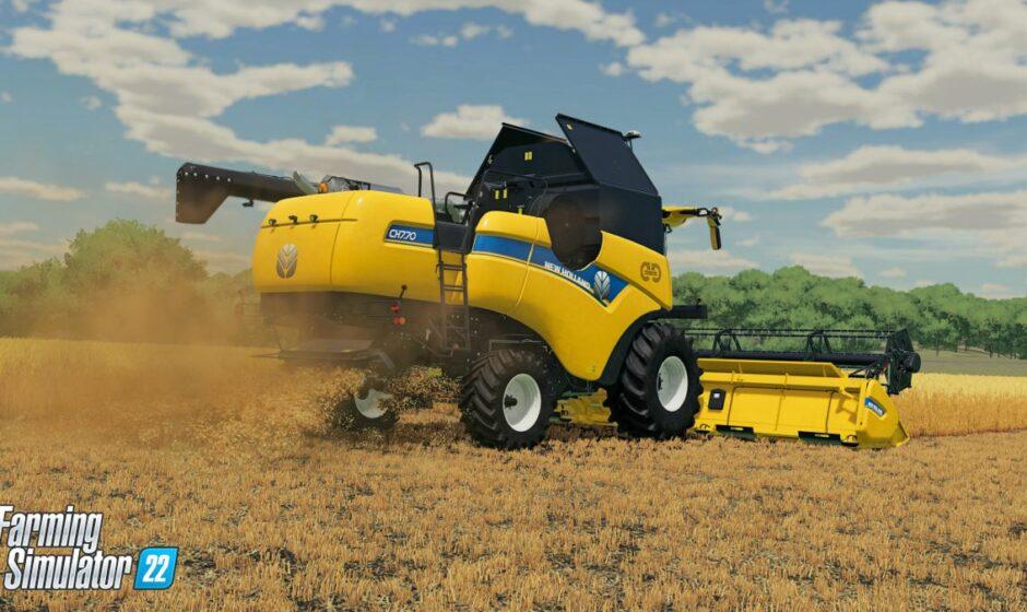 Farming Simulator 22 annunciato con un trailer