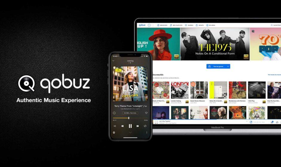 Qobuz: la piattaforma Hi-Res si espande