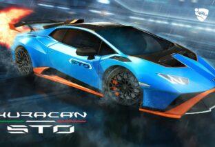 Rocket League: una collaborazione con Lamborghini