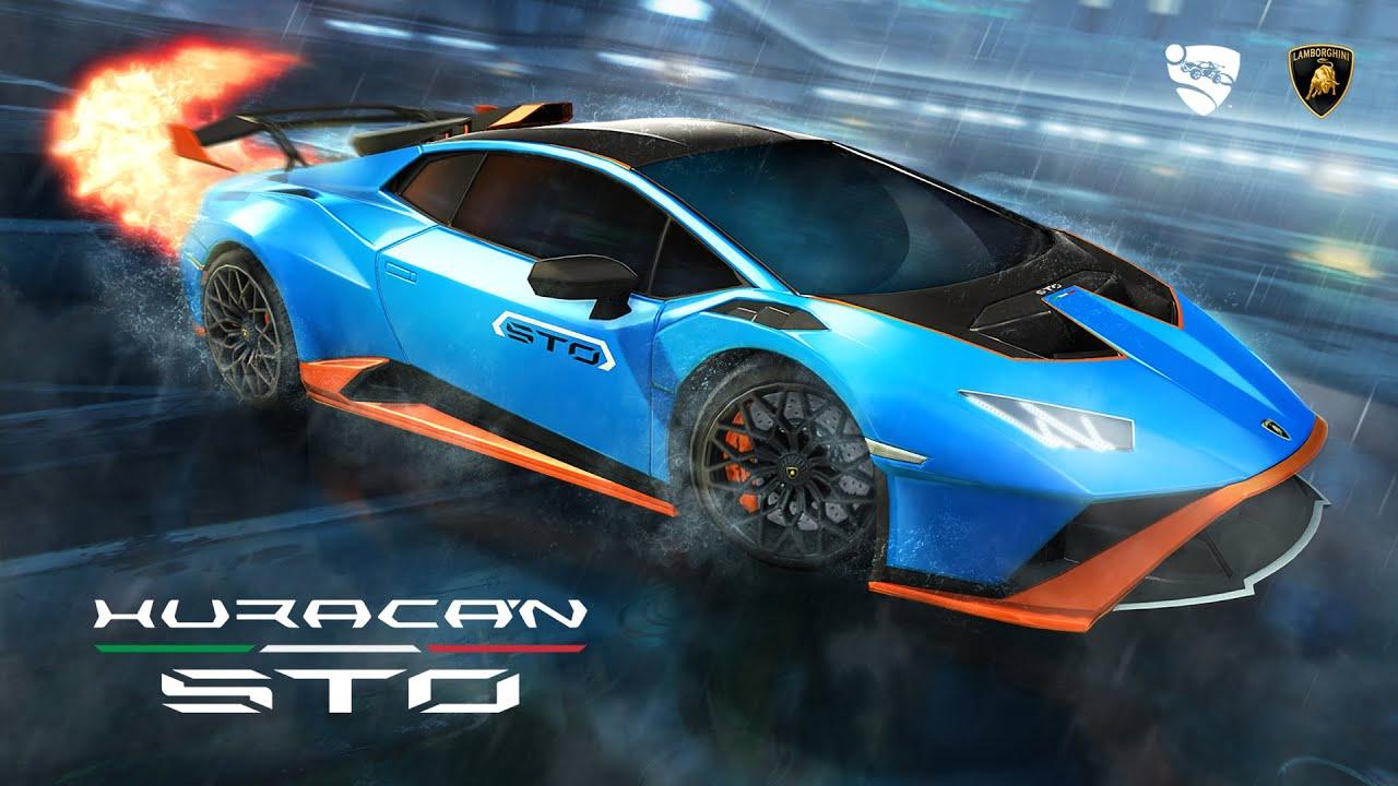 Rocket League Lamborghini