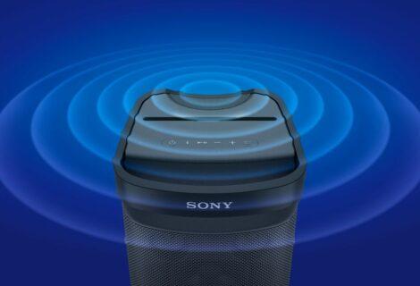 Sony X-Series: 3 nuovi potenti speaker wireless