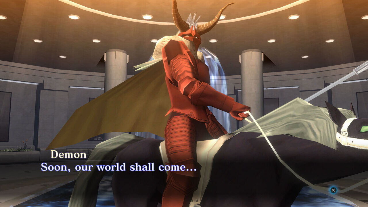 Shin Megami Tensei III Nocturne HD Remaster Eligor