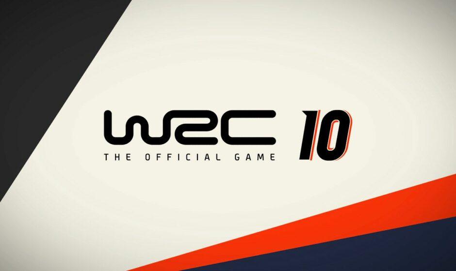 Annunciato WRC 10