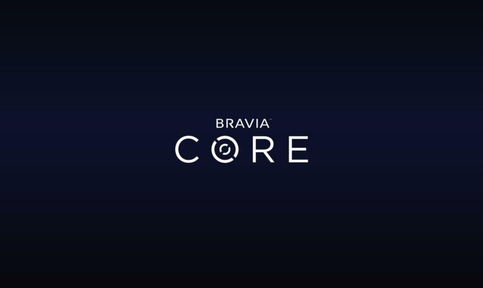 Sony lancia in Italia il servizio Bravia Core