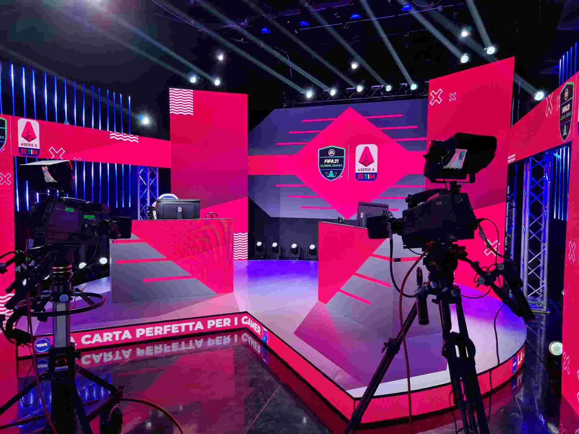 eSports FIFA 21