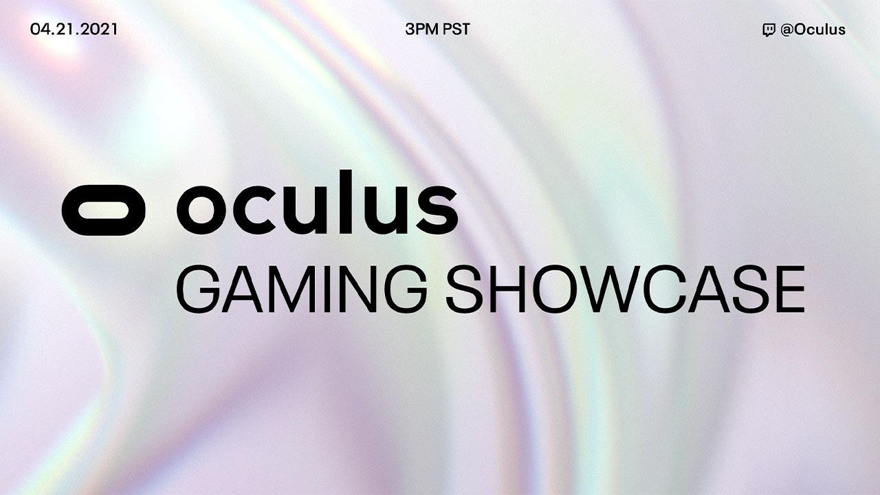 Logo Evento Oculus Showcase