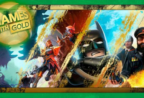 Games with Gold – I giochi gratis di maggio 2021