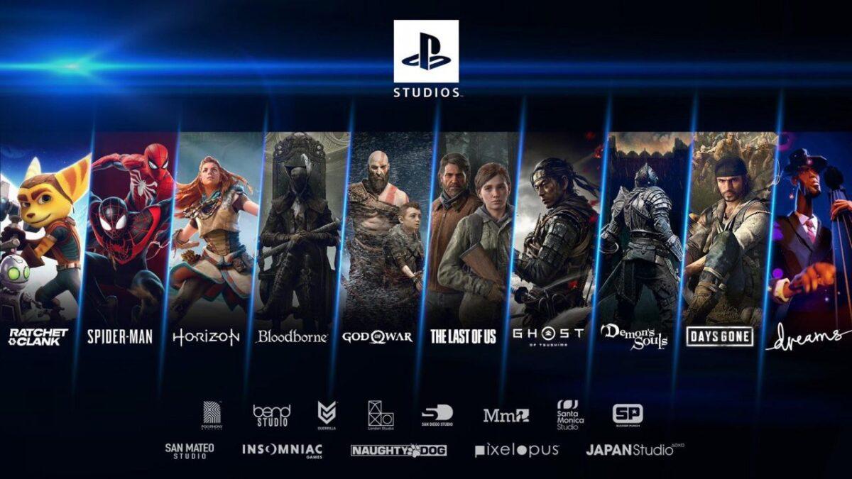 PS5 nuovi giochi sviluppo