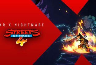 Streets of Rage 4, annunciato il DLC