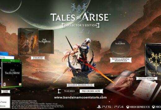 Tales of Arise: ecco la special edition!