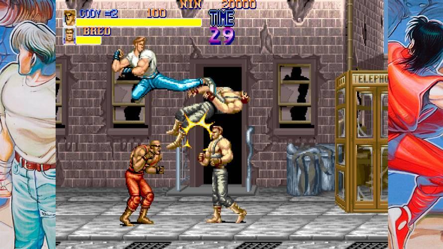 Capcom Arcade Stadium PS4