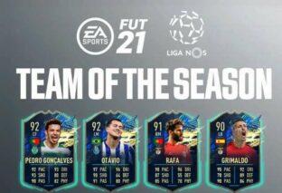 FIFA 21, svelato il TOTS della Liga NOS!