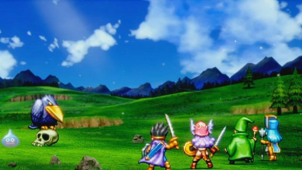 dragon quest iii hd 2d remake