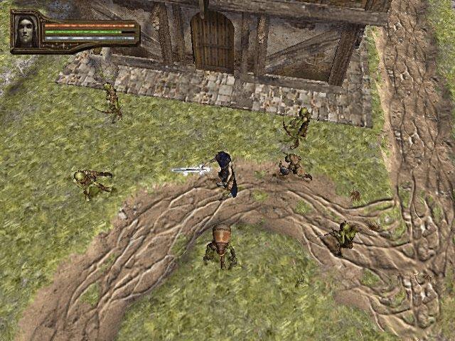 Baldur's Gate Dark Alliance PS5