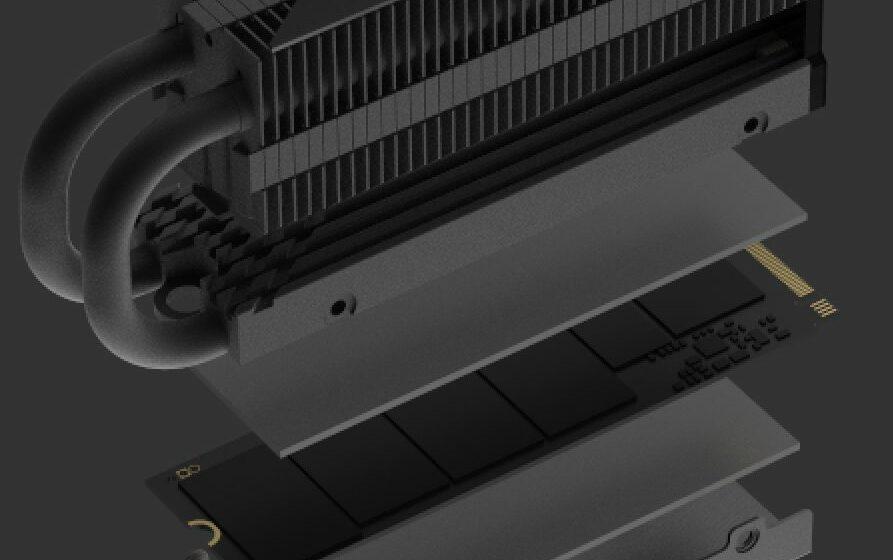 AORUS Gen4 7000s Prem, l'SSD ad altissima velocità