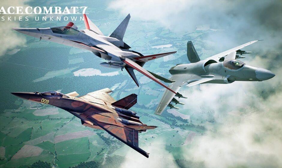 Ace Combat 7: disponibile l'ultimo DLC
