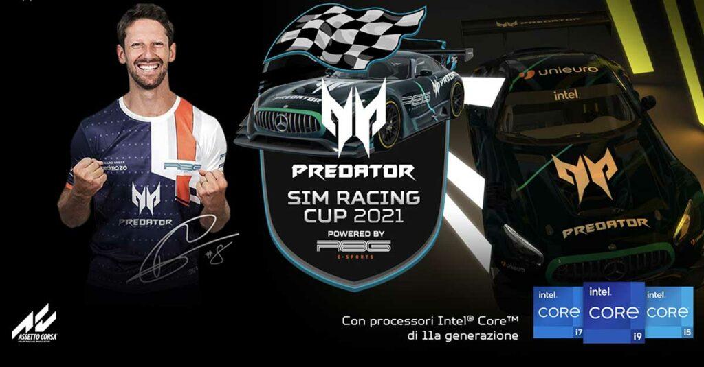 Concorso-Predator-Sim-Racing-Cup