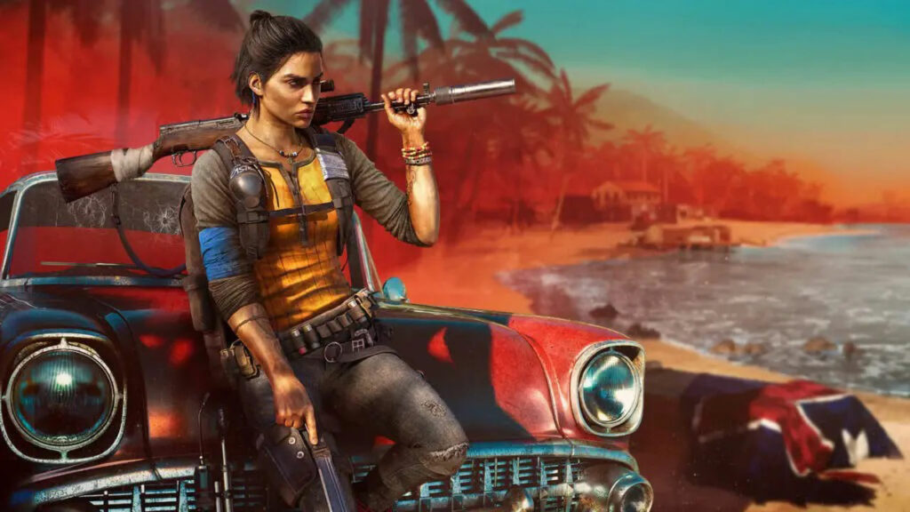 Far Cry 6 Gameplay Trailer
