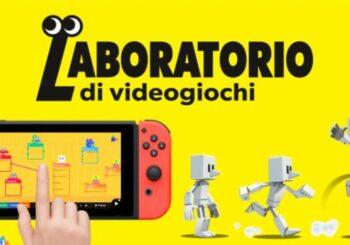 Laboratorio di videogiochi, creare il proprio videogame su Switch