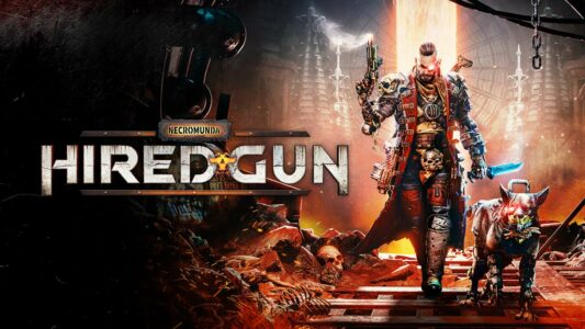 Necromunda Hired Gun – Recensione