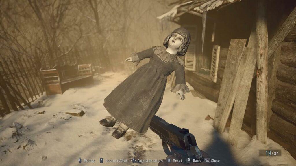 Resident Evil Village Madalina