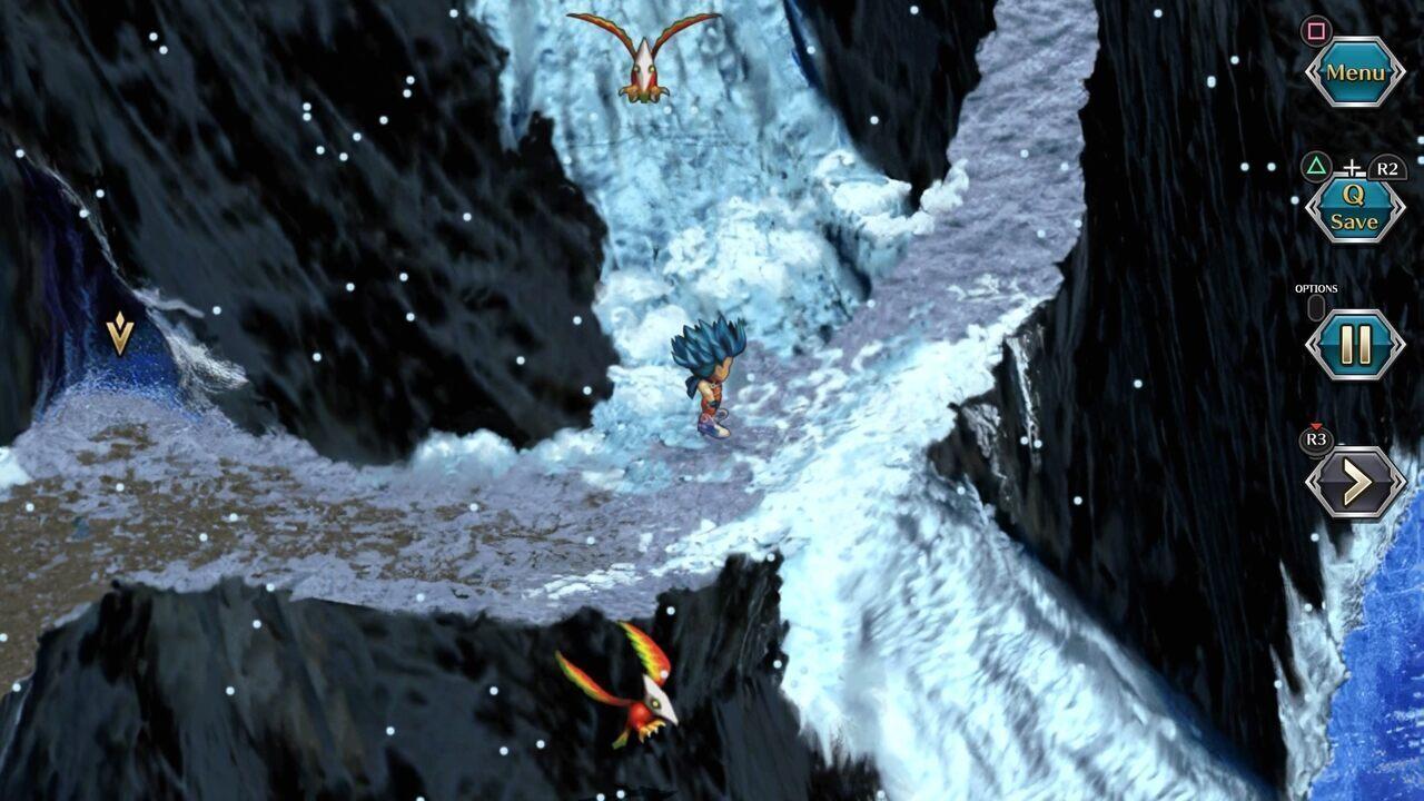 Saga Frontier Remastered Suzaku