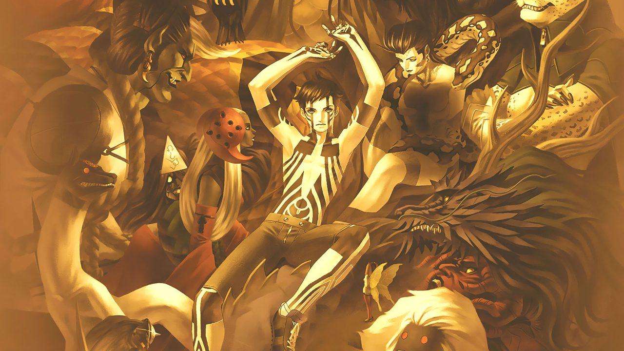 Shin Megami Tensei 3 Nocturne Remaster