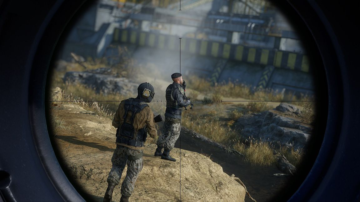 Sniper Ghost Warrior Contracts 2 gameplay