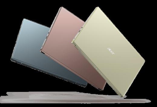 Swift X, il nuovo notebook di Acer