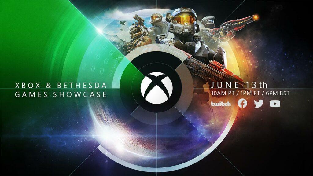 Xbox e Bethesda Games Showcase E3 2021