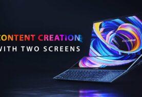 ASUS presenta il nuovo ZenBook Pro Duo 15 OLED