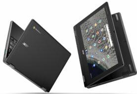Acer Chromebook, ecco i nuovo portatili ChromeOS