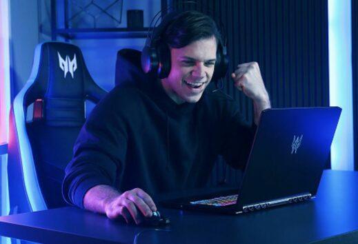 Acer presenta i suoi notebook e il mouse da gaming