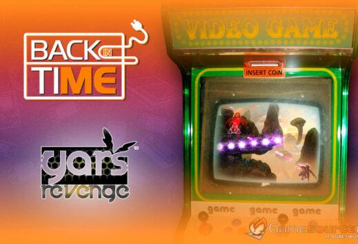 Back in Time - Yar's Revenge