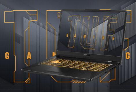 ASUS TUF Gaming F15 e 17, i laptop per i gamer