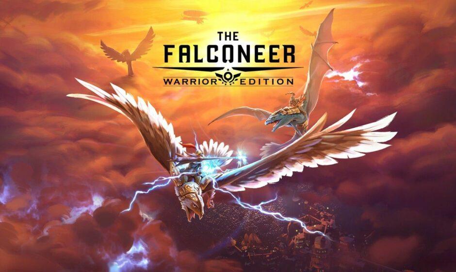 The Falconeer, annunciato per PlayStation e Switch
