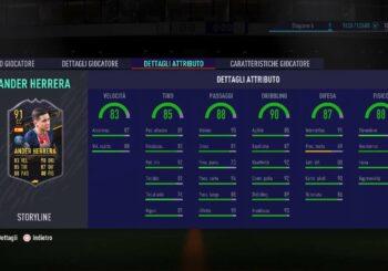 FIFA 21: Gli Storyline consigliati della Season 6